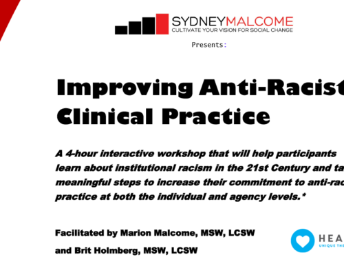 CEU Event: Improving Anti-Racist Clinical Practice