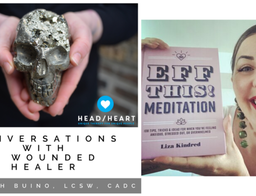 107 – Liza Kindred – Eff This! Meditation for When You're Feeling Anxious, Stressed-Out, or Overwhelmed