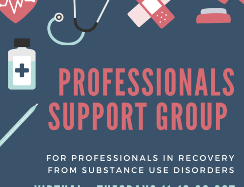 New – Professionals Support Group